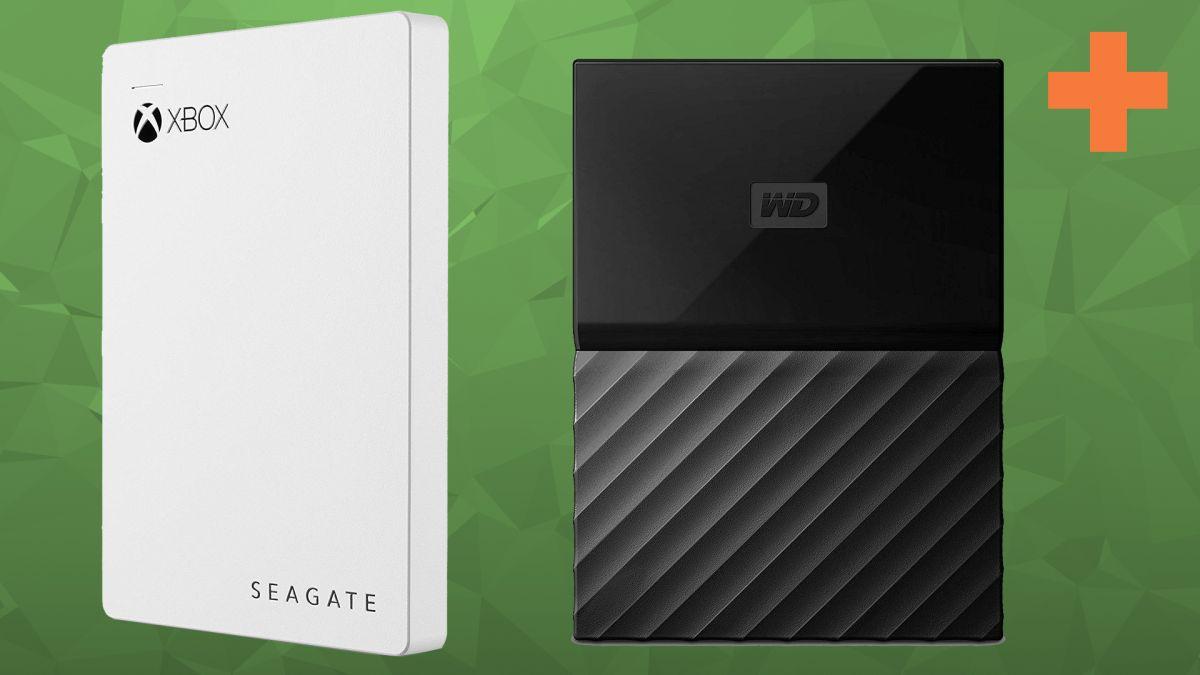 The Best Xbox One External Hard Drives For 2020 Gamesradar
