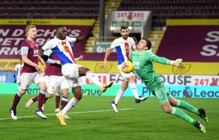 Burnley v Crystal Palace – Premier League – Turf Moor