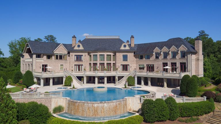 Tyler Perry's house