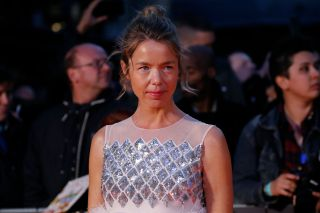 Anna Maxwell Martin on the red carpet