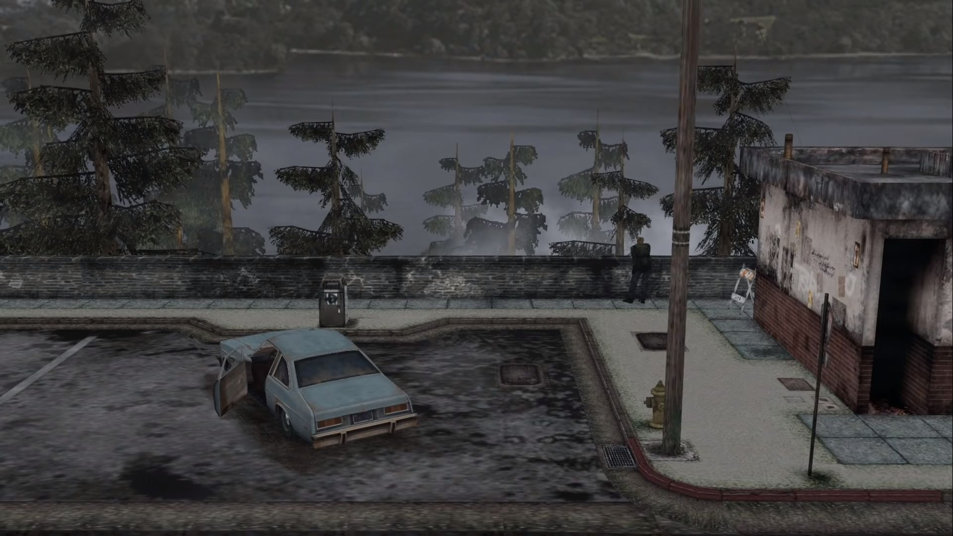 Updated Silent Hill 2 fan patch upscales images, improves audio, fixes bugs, and more