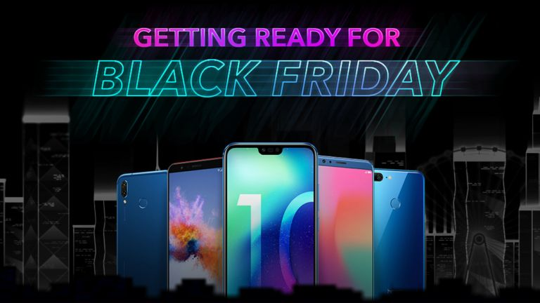 Honor Black Friday Deal