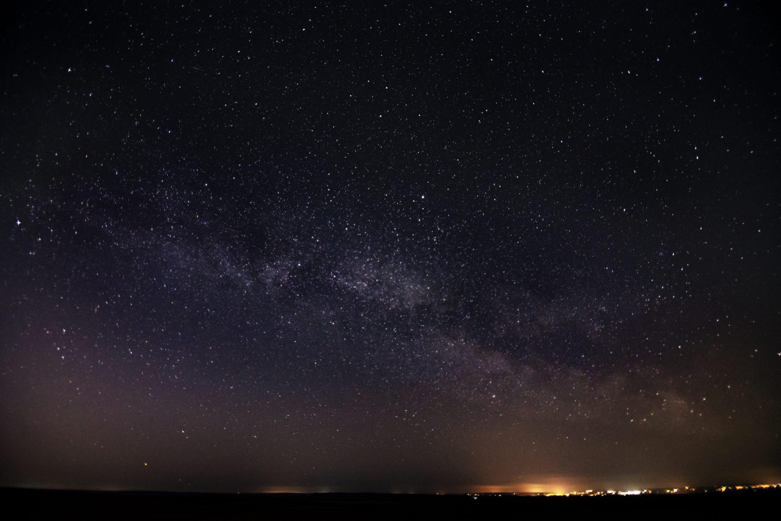 Milkyway over England