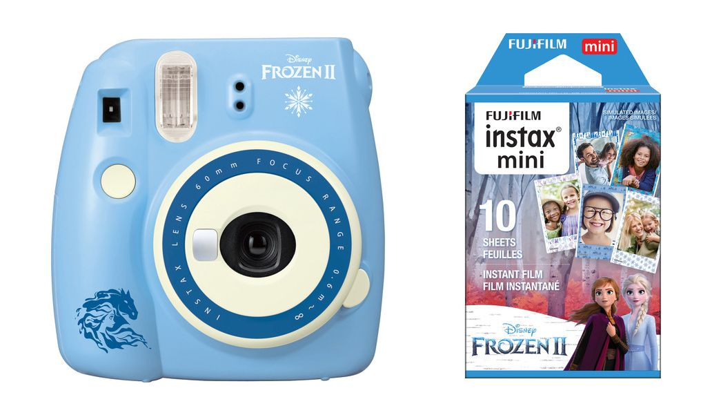 Frozen 2 instax camera & film – a fairytale fan's dream come true in an instant!