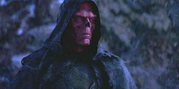 Red Skull in Avengers 4