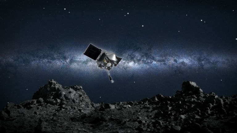 NASA is about to play 'tag' with asteroid Bennu: Here's how it will work.