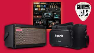 Head back to school with the ultimate guitar tone as Positive Grid offers $40 off Spark amp and 50% off BIAS software