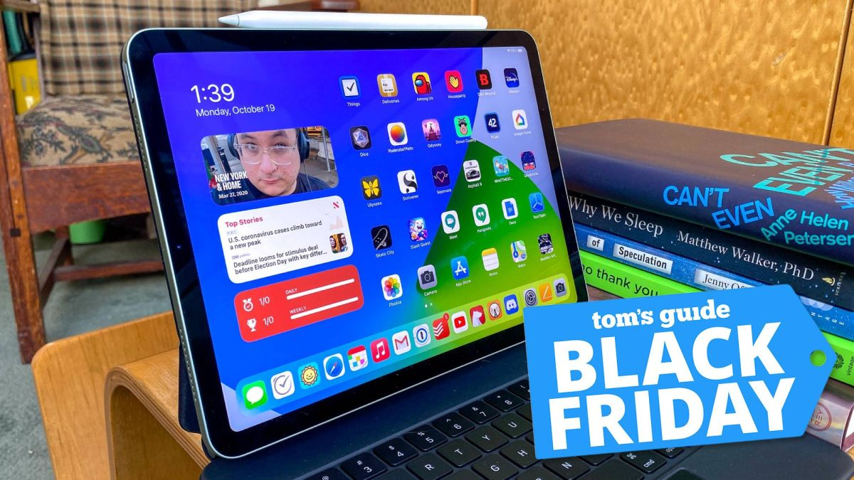 Best Black Friday Ipad Deals 2020 Save On Ipad Air Ipad Pro Tom S Guide