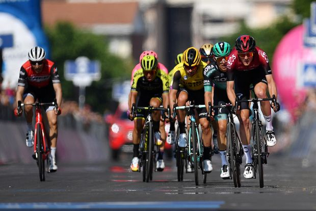 fb7e8f4fbfa8 Riders anticipate  a big fight  on terrifying stage 13 summit finish in  Giro d Italia 2019
