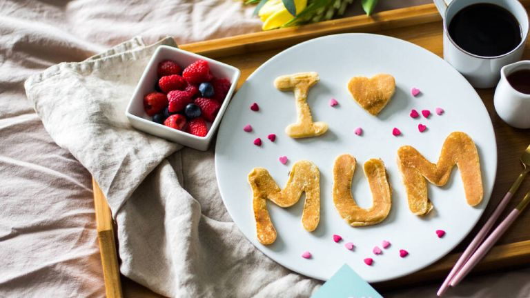 Mother's Day gifts: Mums Breakfast In Bed Kit by Craft & Crumb
