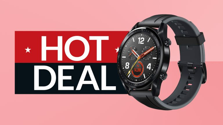 The Huawei Watch GT is still (almost) half price on Amazon!
