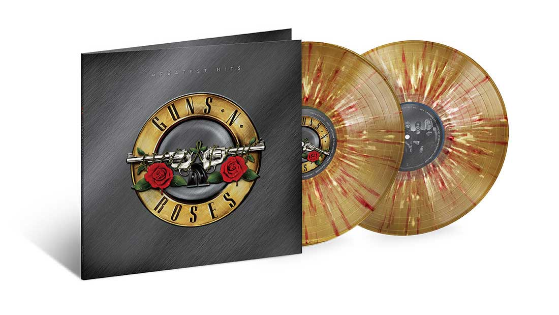 Guns N' Roses' Greatest Hits to be released on vinyl for the first ...