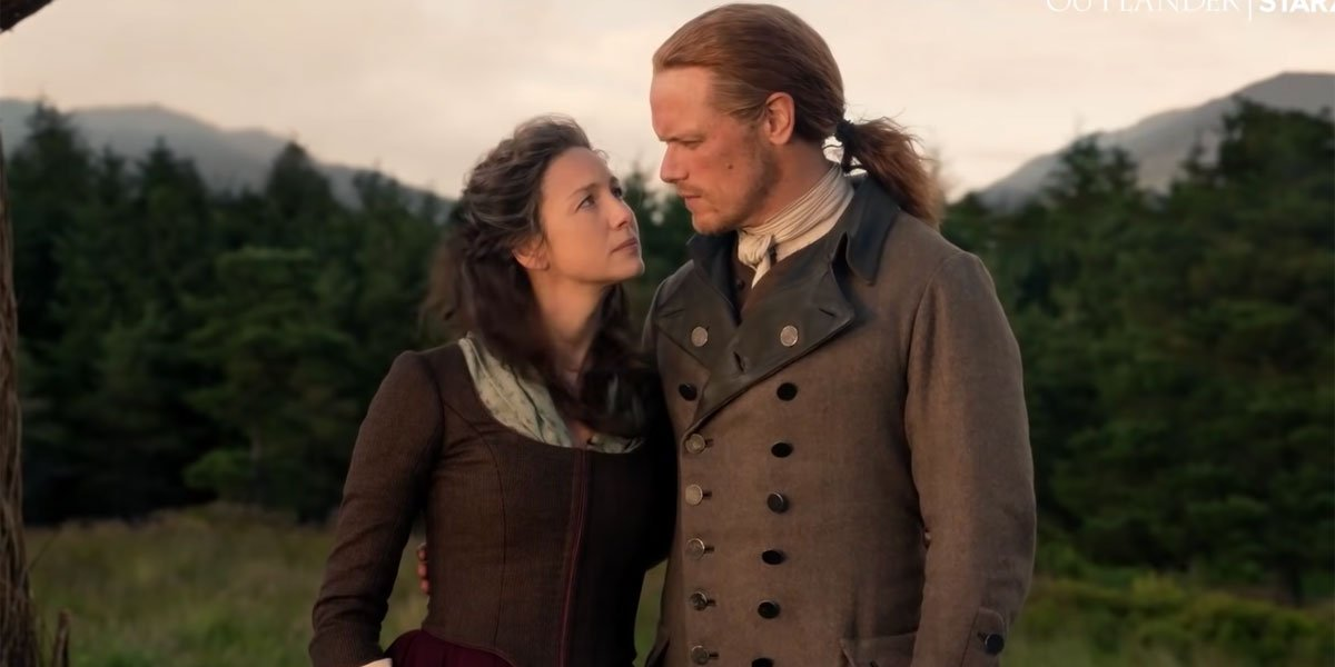 Outlander old Jamie and Claire version Season 5