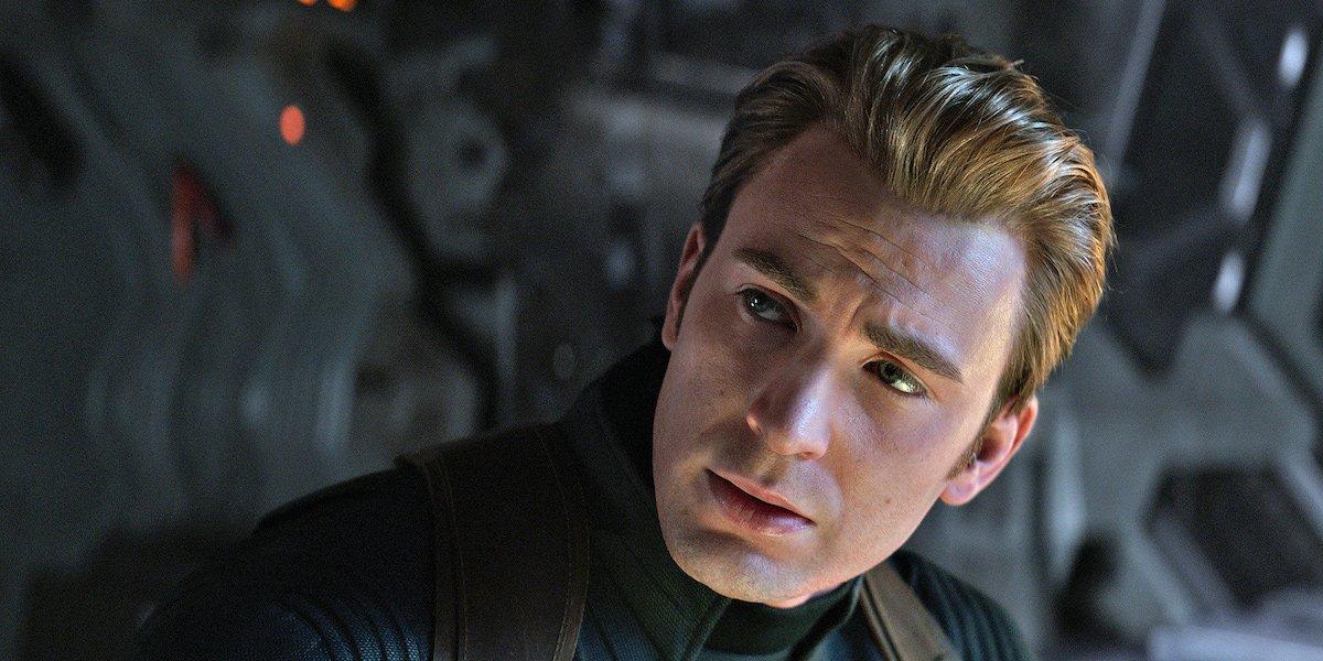 Крис Эванс уже возвращается в роли Капитана Америки в MCU?