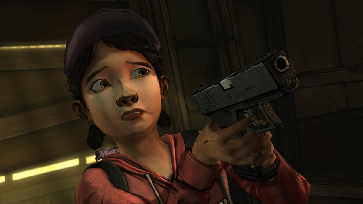 Telltale's The Walking Dead games are coming back to Steam