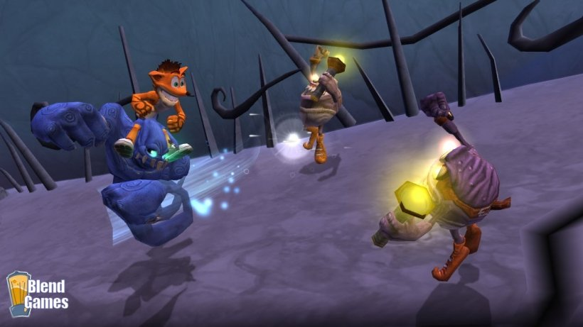 Crash Bandicoot: Mind Over Mutant Now Available For Xbox 360, Wii #3876