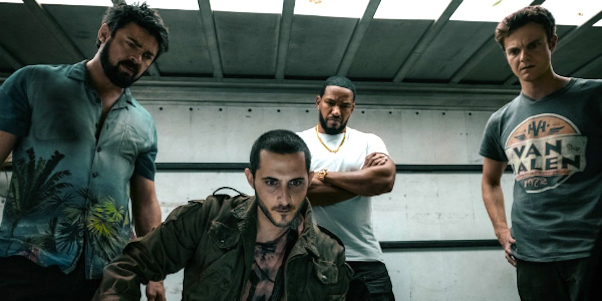 Wait, Is The Walking Dead's Jeffrey Dean Morgan Actually Joining The Boys For Season 3?