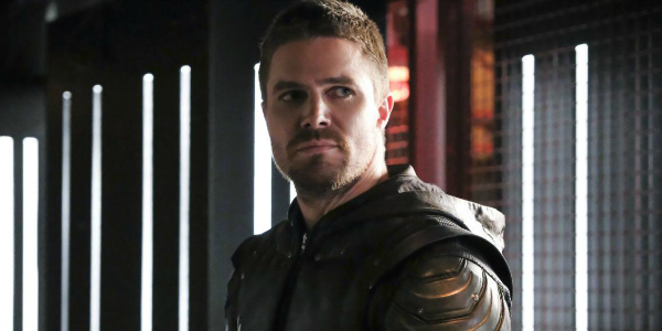 Arrow Stephen Amell Oliver Queen The CW