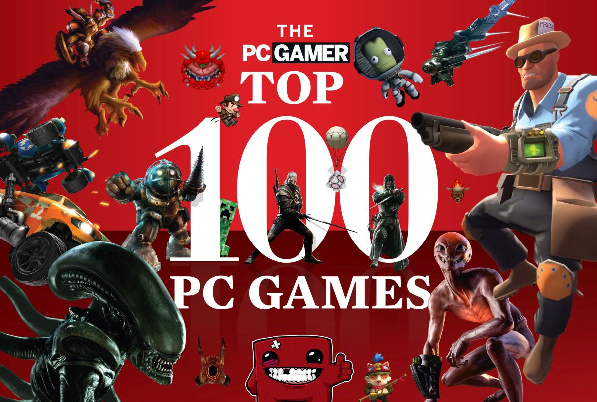 Top 100 Greatest PC Games of All Time - List Challenges
