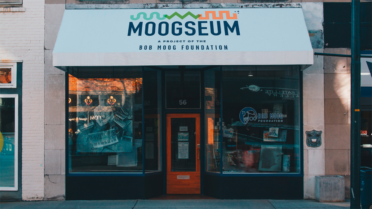 The Moogseum is all set to open and features the prototype for the original Moog synth | MusicRadar