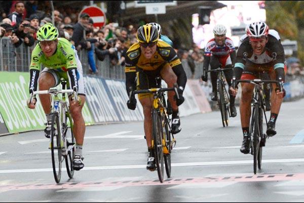 Gerald Ciolek wins Milan-San Remo 2013