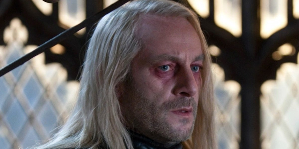 Lucius Malfoy in The Deathly Hallows