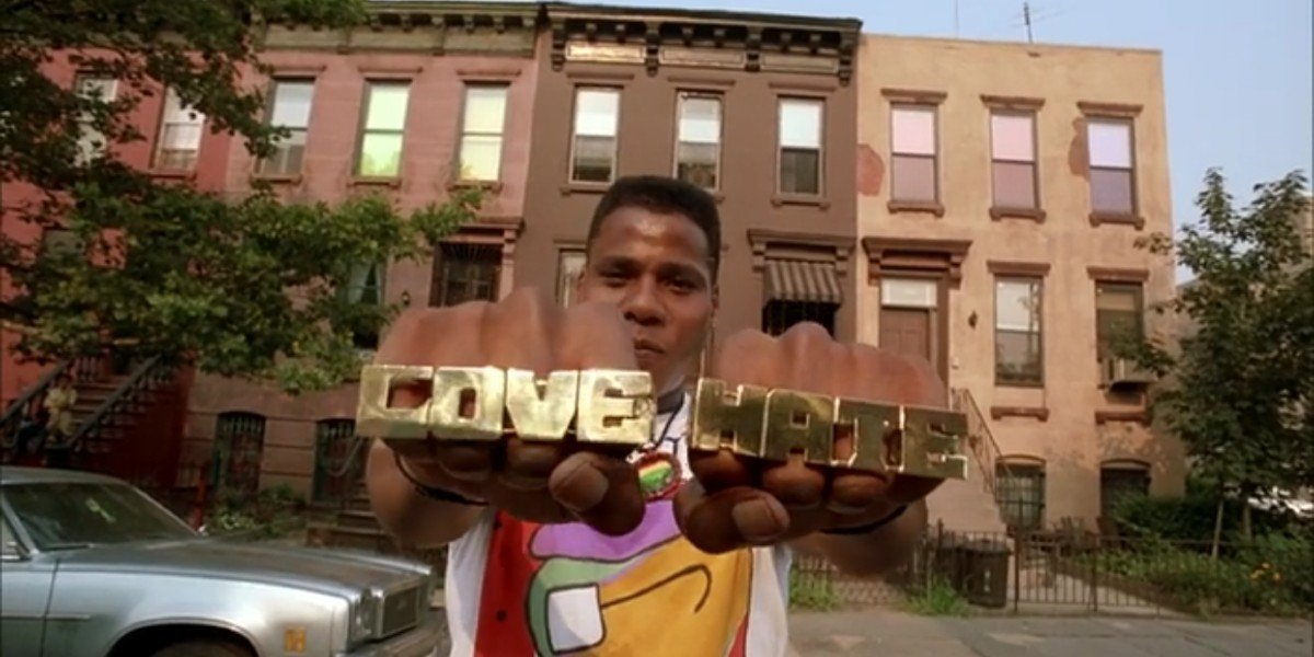 Bill Nunn in Do the Right Thing