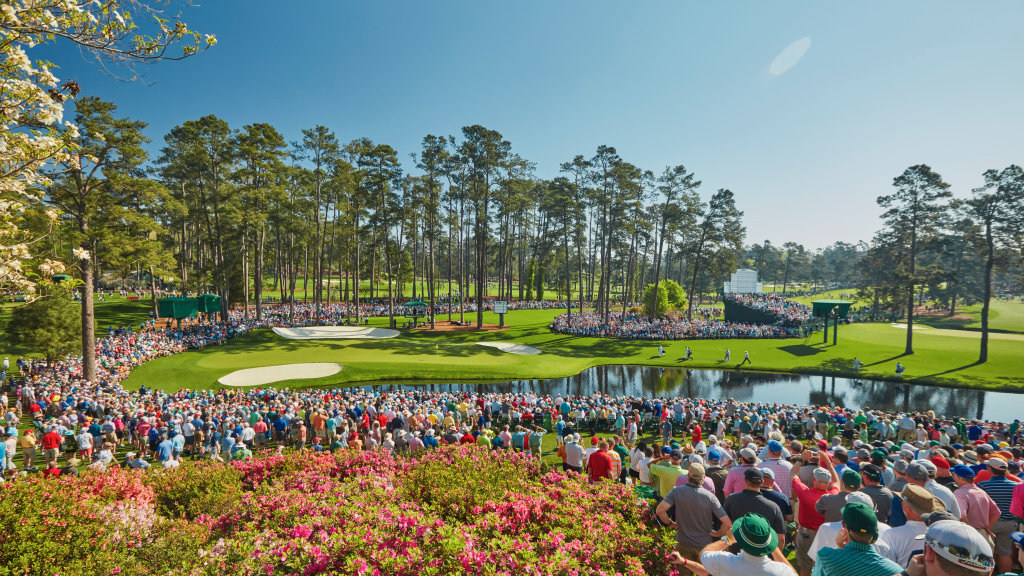 The Masters Live Stream How To Watch The 2021 Golf At Augusta Today Tee Times What Hi Fi