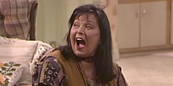Roseanne Roseanne Barr Roseanne ABC