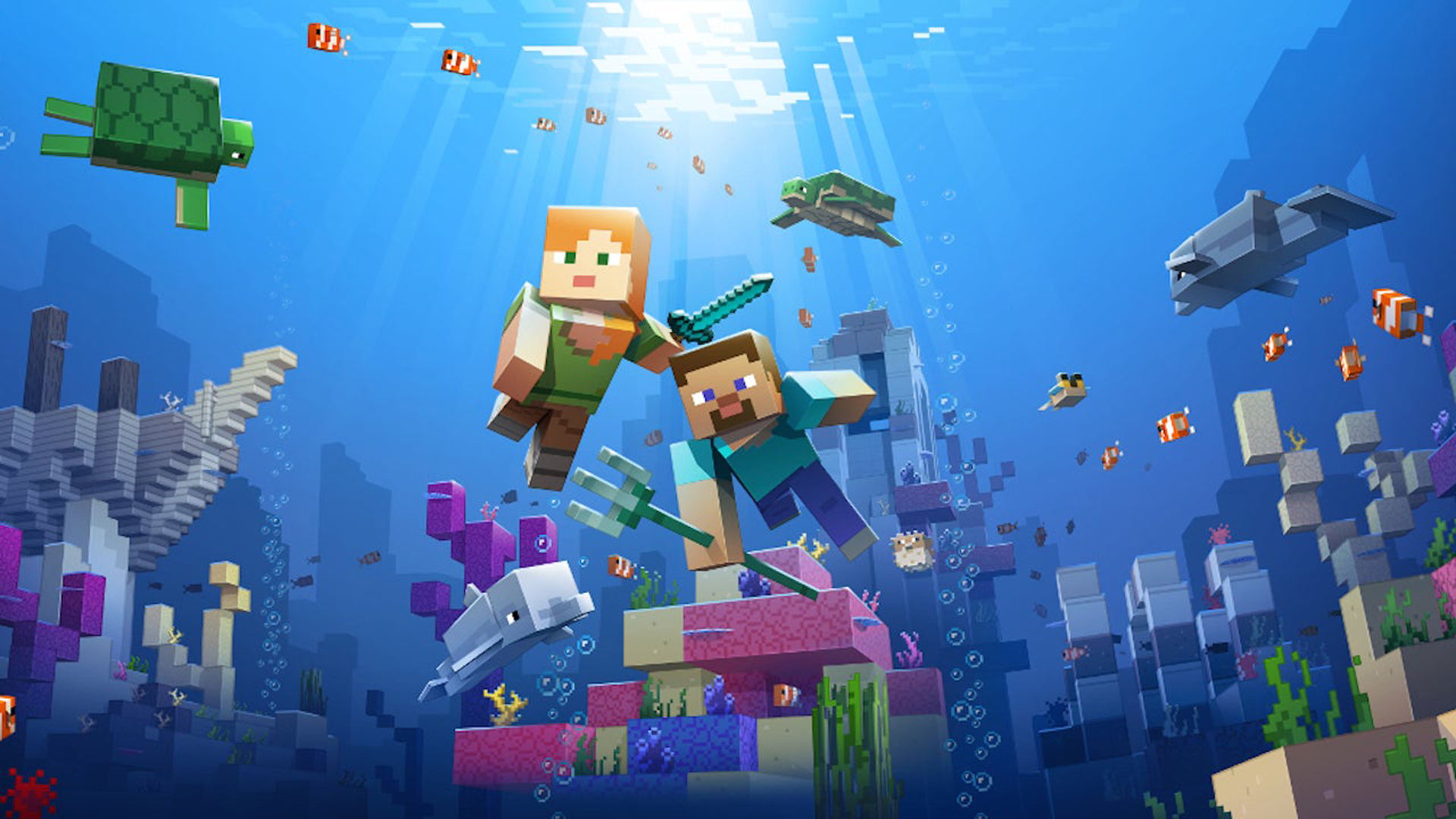 Microsoft and Mojang release free Minecraft Education pack to help ...