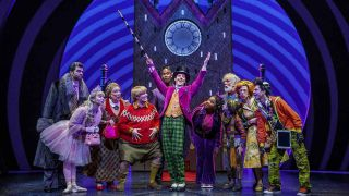 WorldStage Provides Video Support for Broadway's 'Charlie and the Chocolate Factory'