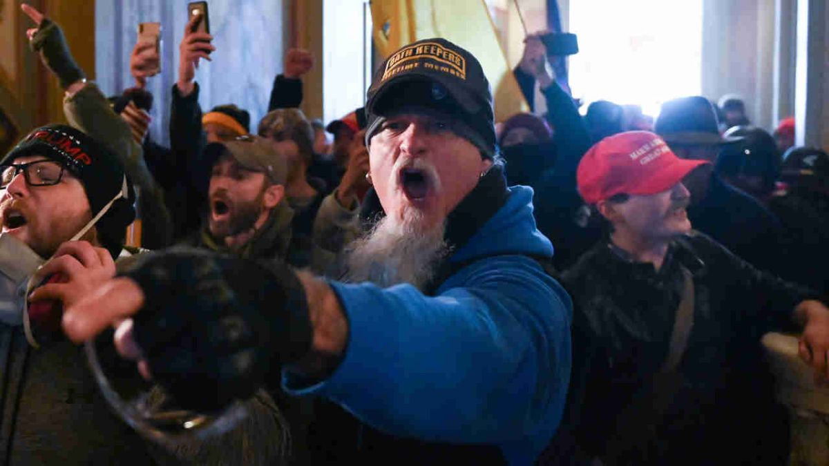 Jon Schaffer pleads guilty to Capitol riot charges