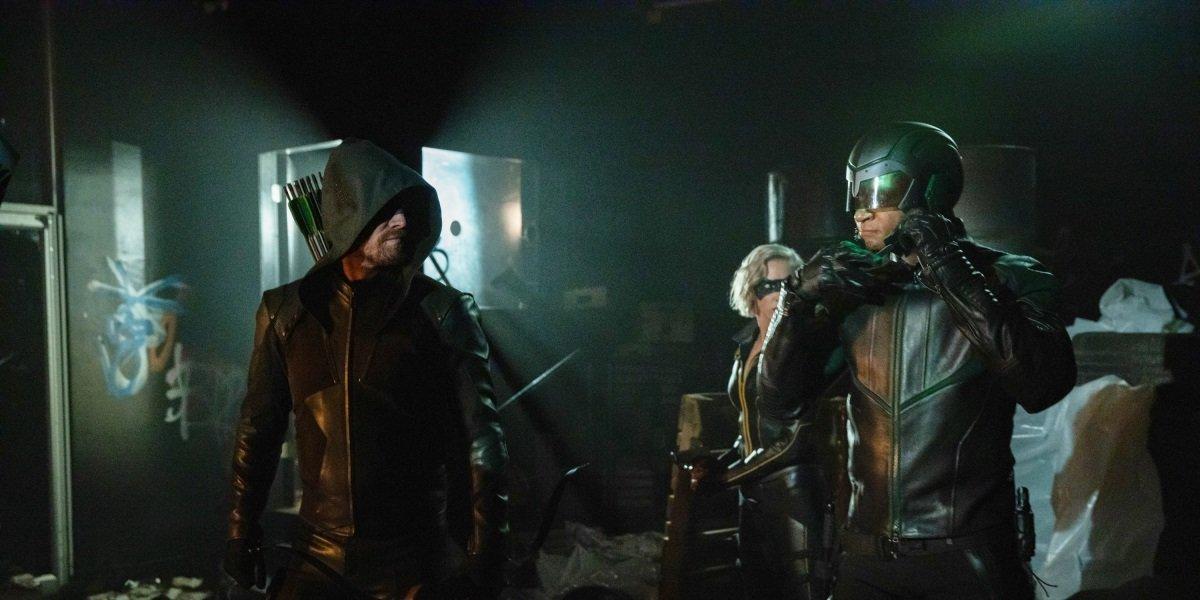 Arrow Season 8 Earth-2 Laurel Lance