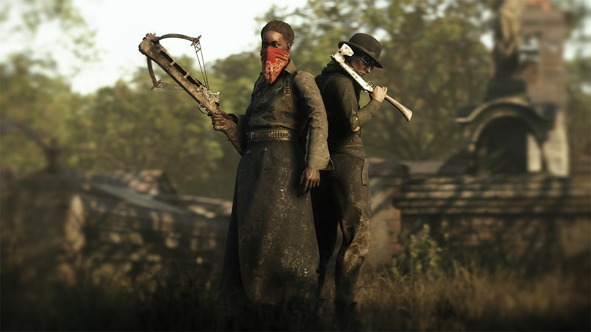 Hunt: Showdown's Quickplay is secretly the best battle royale game