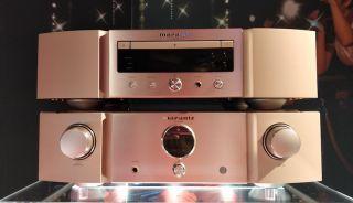 Marantz announces limited edition KI Ruby SACD/CD player and