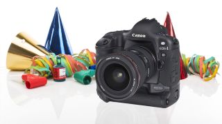 Canon's first professional DSLR marked a major step forward. On its 20th birthday, we take a look back at the Canon EOS-1D