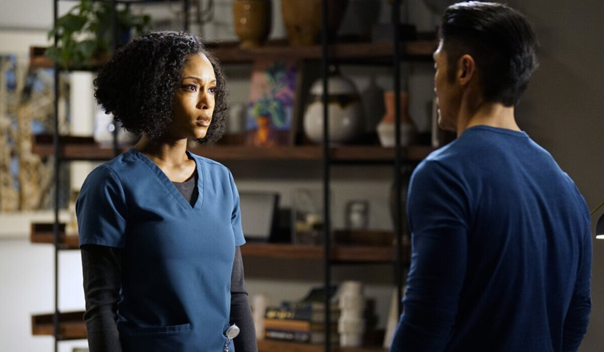 chicago med season 5 april and ethan fighting nbc