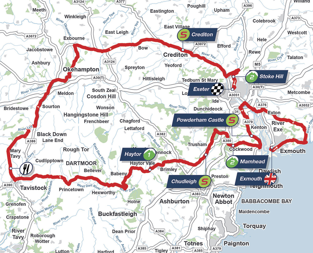 Tour of Britain 2014 stage five preview Cycling Weekly
