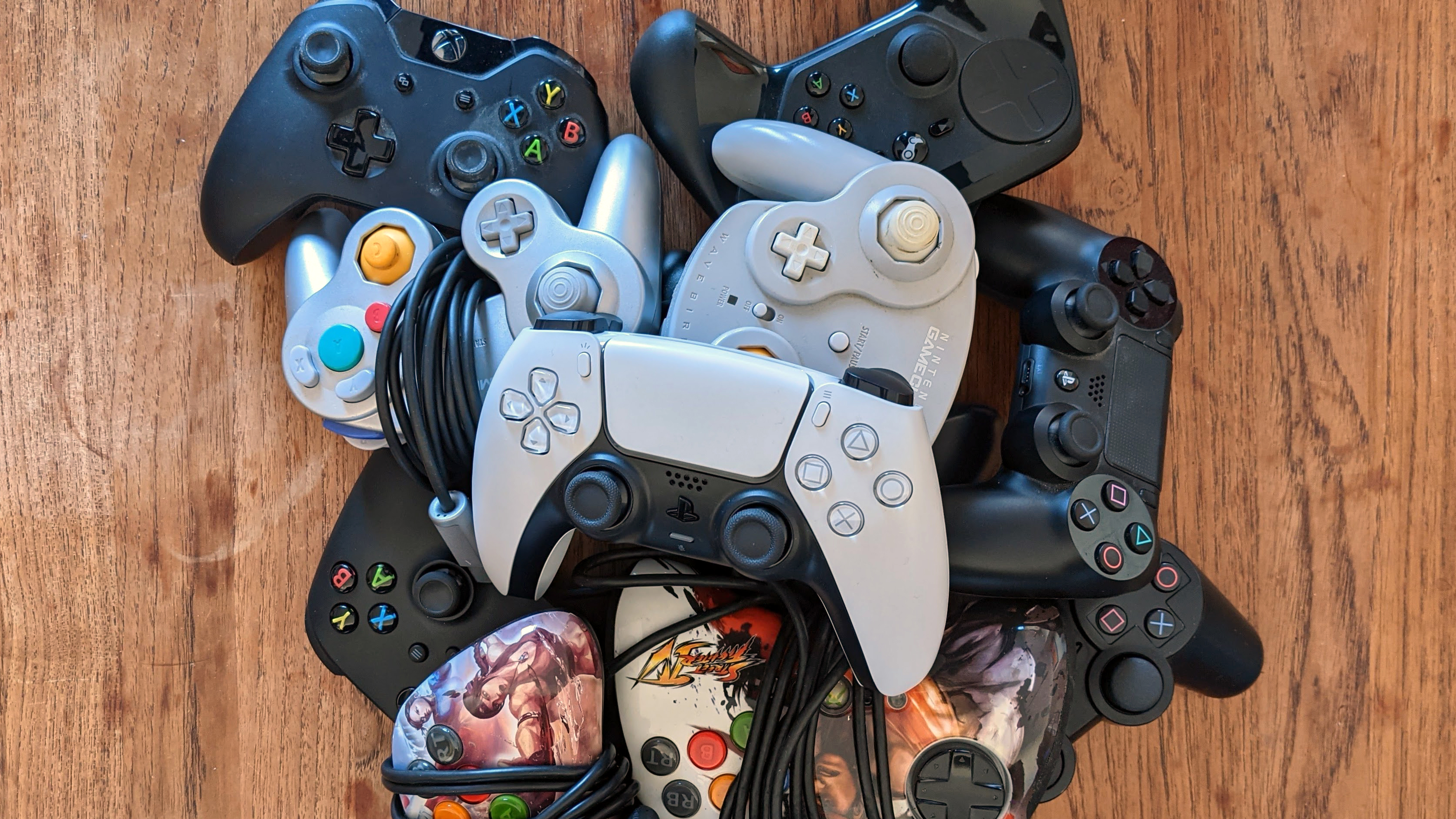 48 million players use controllers on Steam