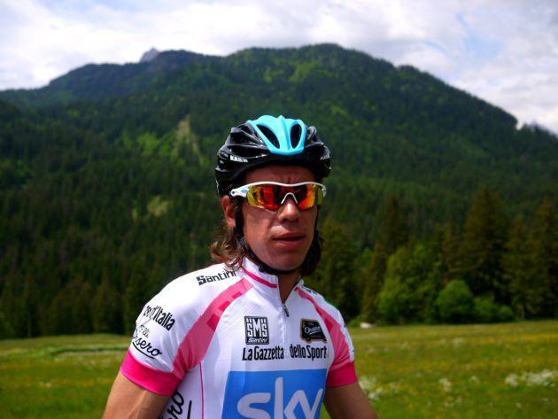 Rigoberto Uran, Giro d'Italia 2012
