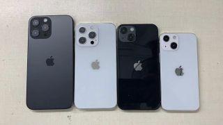 iPhone 13 dummy units
