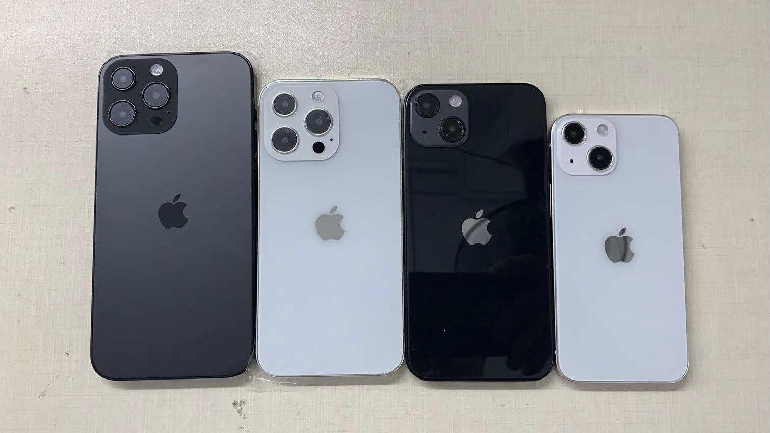 Пустышки iphone 13
