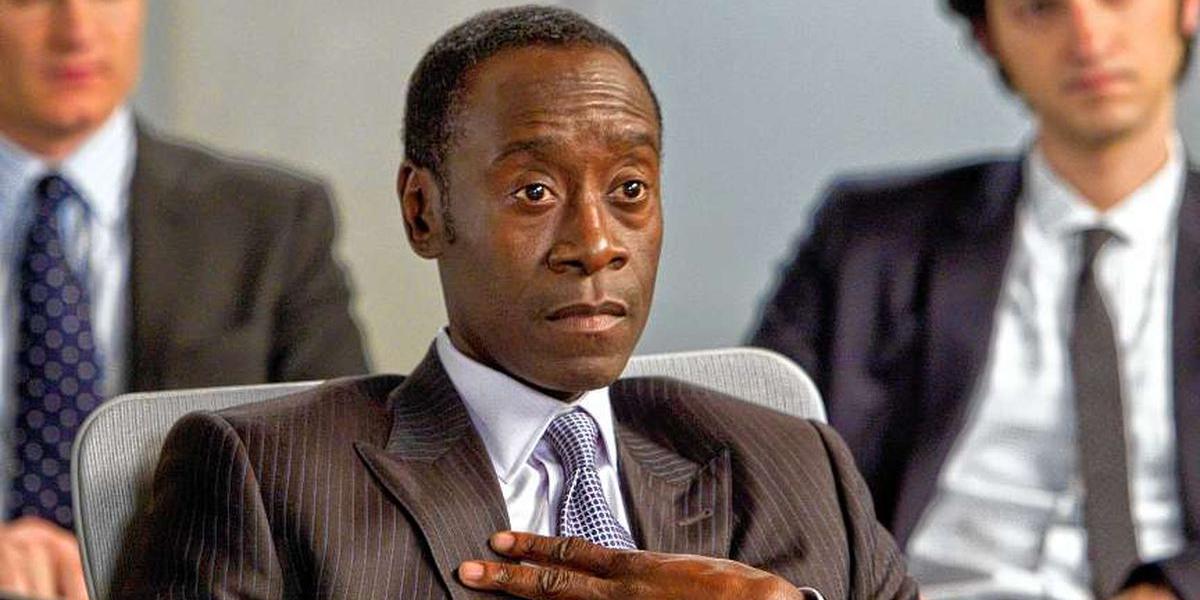 Don Cheadle on House of Lies