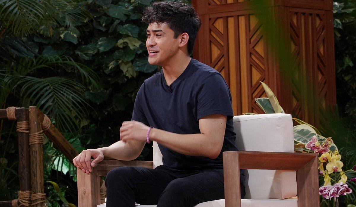 Francisco Martin American Idol ABC