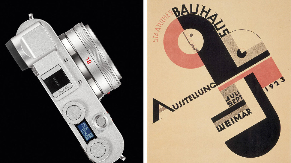 Leica introduces special edition CL for Bauhaus's 100-year anniversary | Digital Camera World