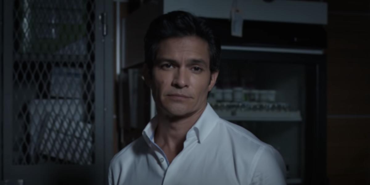 the good doctor season 4 premiere nick gonzalez dr melendez abc screenshot