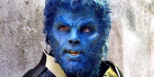 Dark Phoenix's Nicholas Hoult Would Totally Play Beast In The MCU