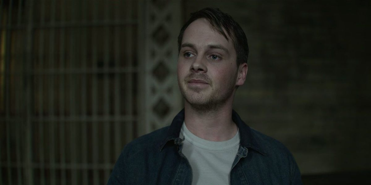 Montie Rissell (Sam Strike) answering questions