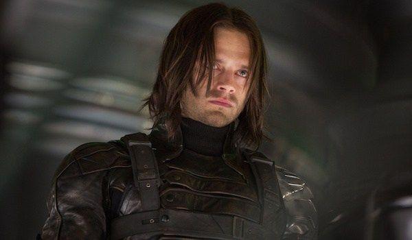 The Winter Soldier Sebastian Stan Captain America