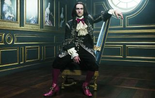 We step back into the royal court of Louis XIV as this raunchy 17th-century drama returns for a second series.